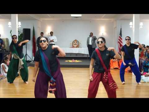 Diwali Party Bollywood Dance 2016