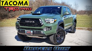 2020 Toyota Tacoma TRD PRO - This Off-Road Truck is Better Than Ever