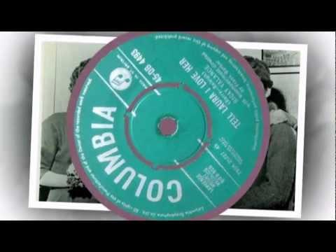 Ricky Valance -Tell Laura I Love Her