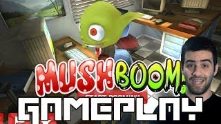 App of the Day Mushboom Gameplay Android
