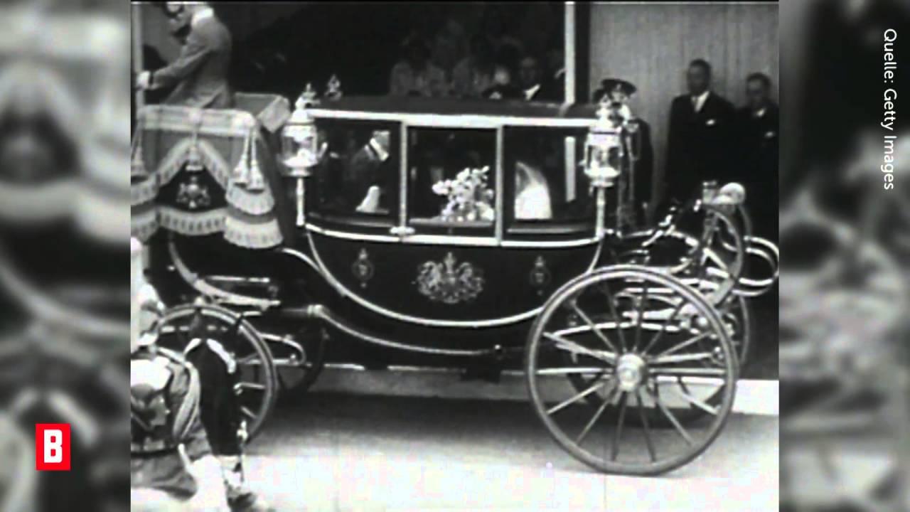 Queen Elizabeth II. - Ihre große LOVESTORY - BUNTE TV