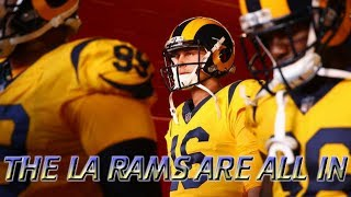 Why the Los Angeles Rams Are Now A SuperBowl Caliber Team! Rams are Winners of NFLFA
