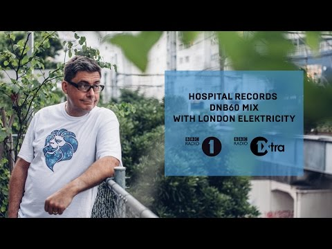 London Elektricity DNB60 on BBC Radio 1