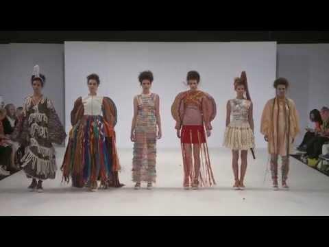 University of Salford Fashion Design GFW 12/13