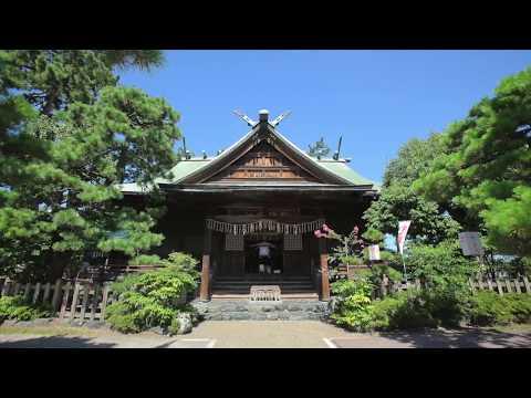 緑に包まれた歴史ある新潟大神宮。厳かな挙式を新潟グランドホテルがプロデュースいたします
