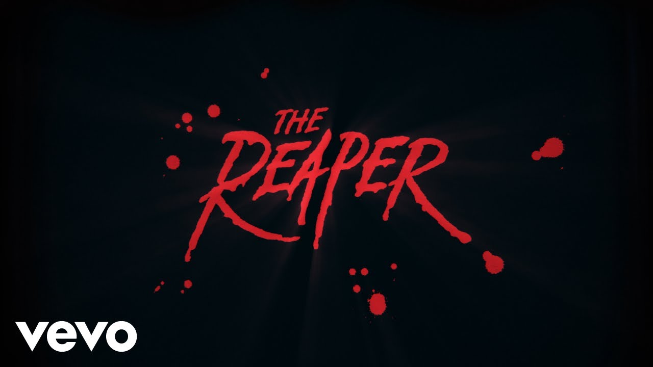 The Chainsmokers - The Reaper (Lyric Video)