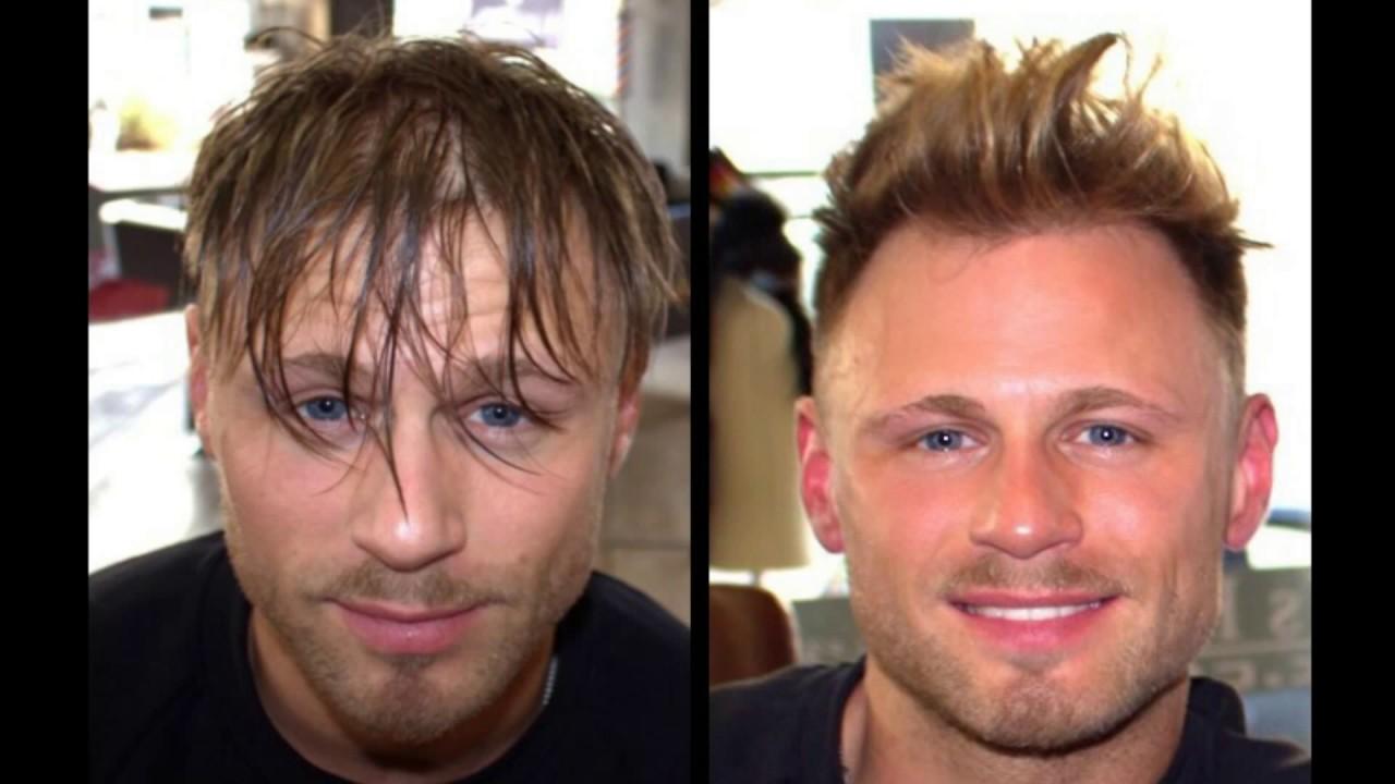 Haarstyling Manner Tutorial Men Hairstyling Bei Kurz Mittellangem Haar Richtig Stylen