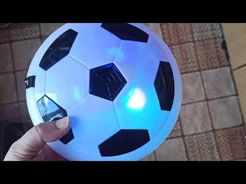 Аэромяч RongXin Hover Ball со световыми эффектами на батарейках 18 см (3222)