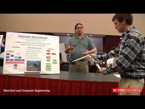 Underwater Metal Detector Kit