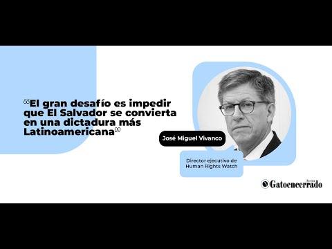 Entrevista con José M. Vivanco