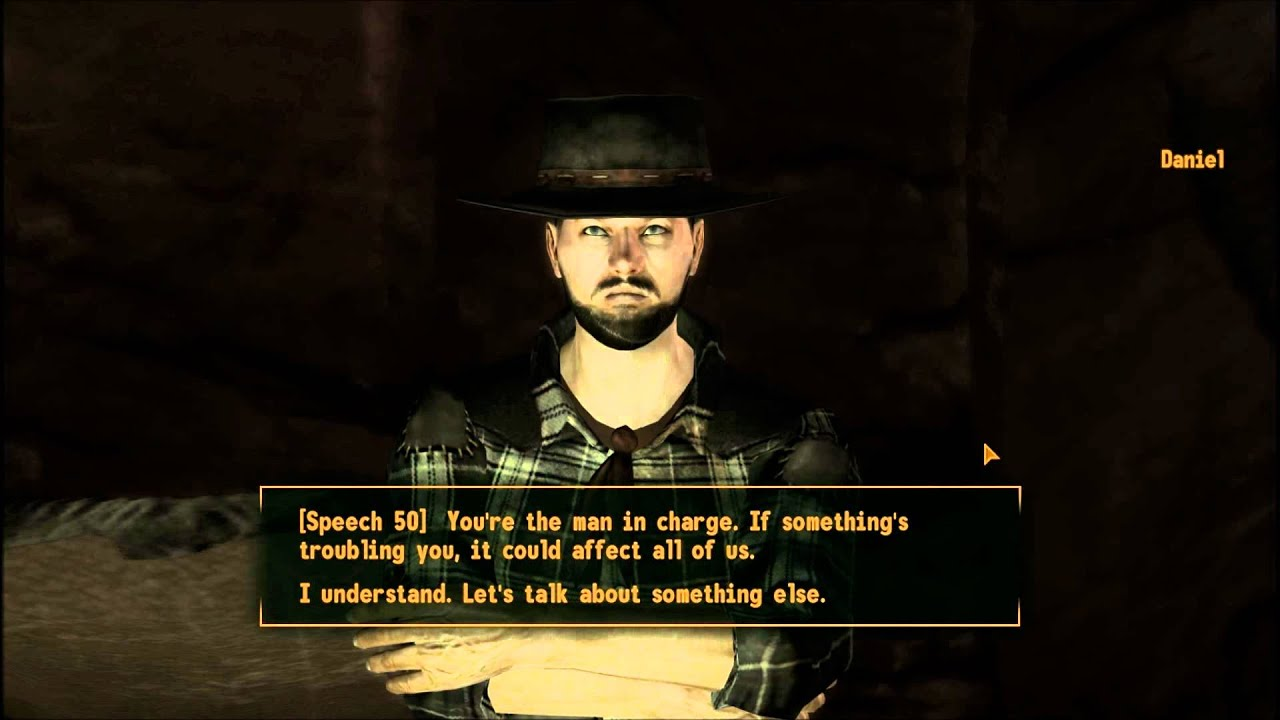 Fallout New Vegas Honest Hearts Deliverer Of The Sorrows Part 3 Daniel
