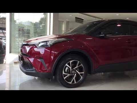 All New Toyota C-HR 1.8 Hybrid High MY2019