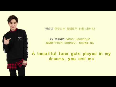 EXO-K-Hurt [Han Rom Eng Color Coded Lyrics]