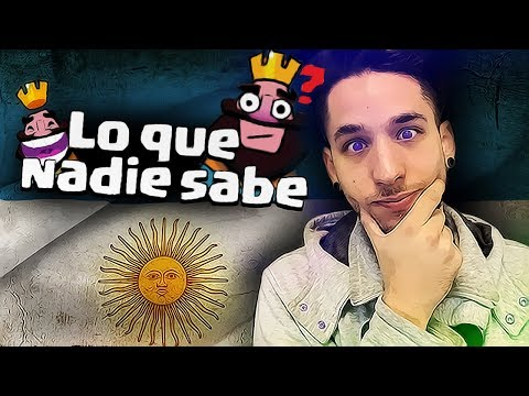 ARGENTINA TOP 3 MUNDIAL: LO QUE NADIE SABE !!! - DrekzeNN - Clash Royale