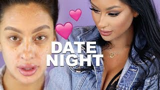 Baixar DRUGSTORE DATE NIGHT MAKEUP | VALENTINES DAY LOOK | First Impression of New 2019 Covergirl Products