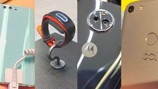 Huawei, Samsung, Motorola i Alcatel - IFA 2017 - pierwsze wrażenia - Mobzilla Flesz odc. 4