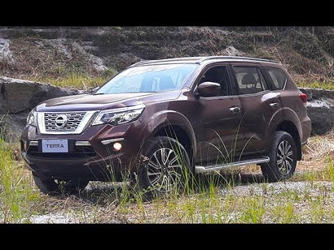 Nissan Terra 2020 Philippines Review: The impressive new