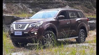 2019 Nissan Terra - Ready to fight Toyota Fortuner