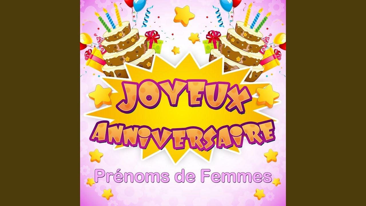 Joyeux Anniversaire Yvette Youtube