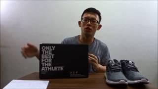 ADIDAS MURAH DIBAWAH 1 JUTA ! Review Adidas Alphabounce RC M nih