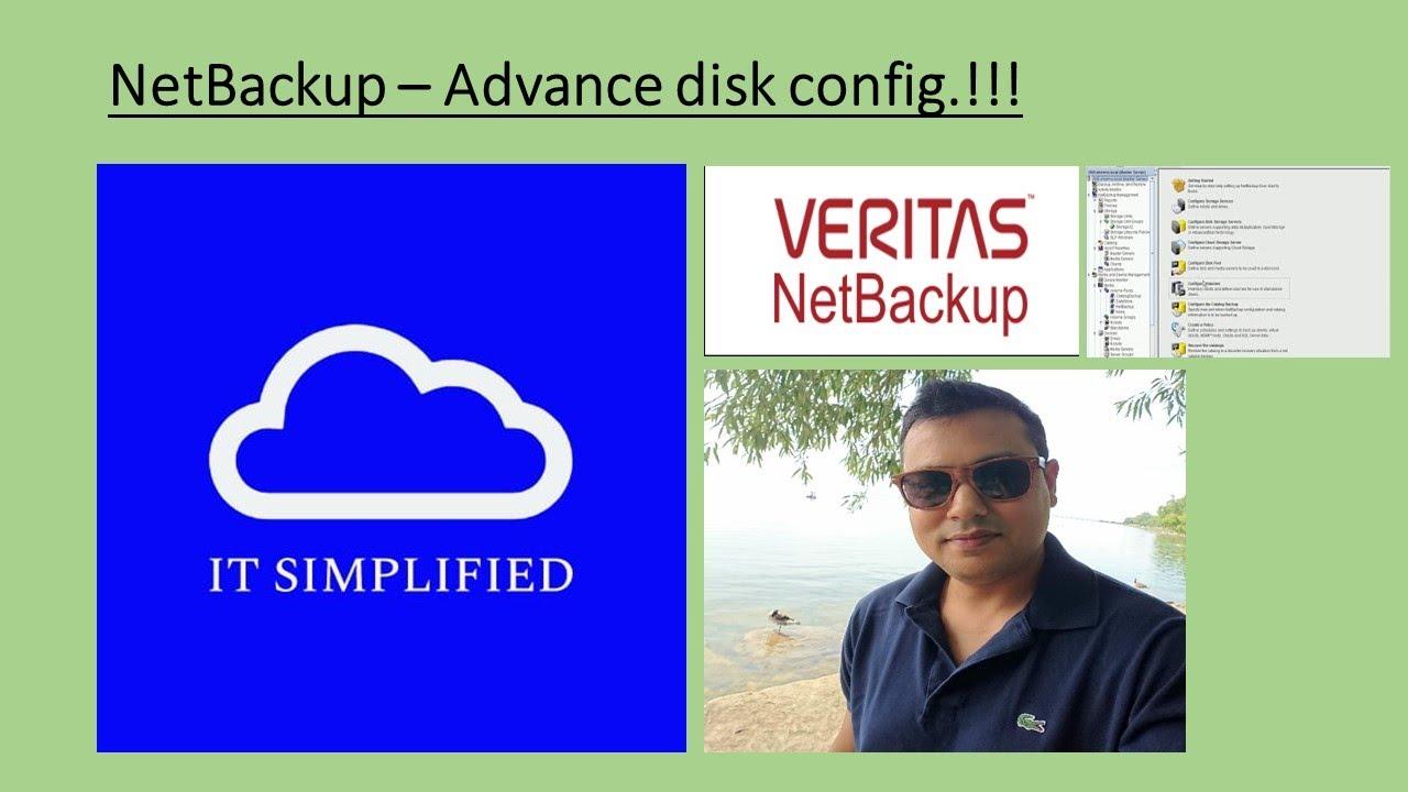 Veritas Netbackup - AdvanceDisk  sc 1 st  YouTube & Veritas Netbackup - AdvanceDisk - YouTube