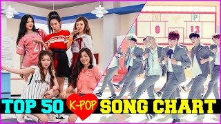K-POP SONG CHART [TOP 50] SEPTEMBER 2015 [WEEK 4]