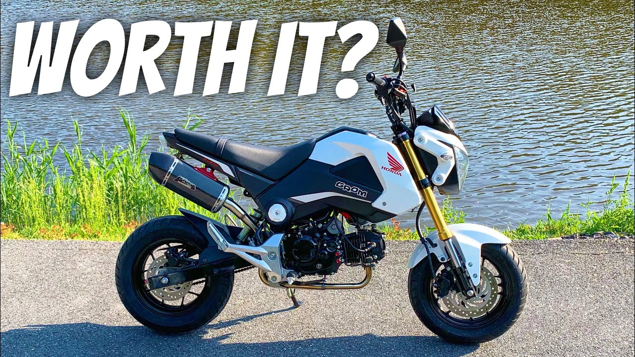 Download First Ride On A Honda Grom! Should I FINALLY Buy One?!