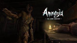 +21.Amnesia: The Dark Descent.Амнезия: Тёмный спуск.#3.