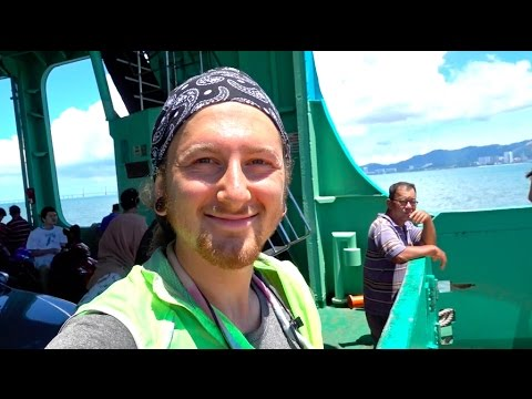 Journey To Penang Island