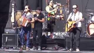 Olvídalo - Los Vasquez - Vendimia Curicó 2014