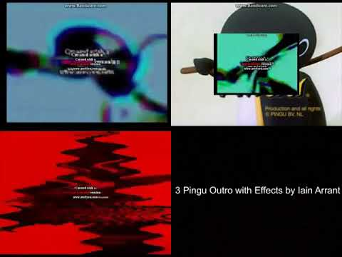 3 Pingu Outro with Effects by Iain Arrant
