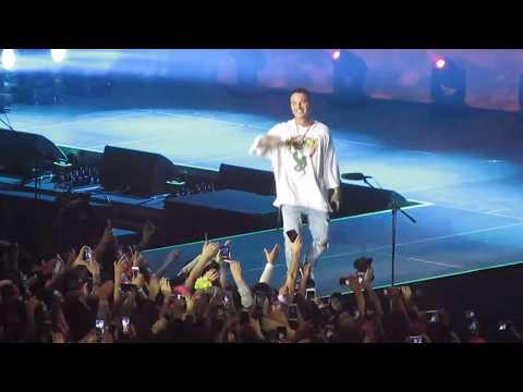 J Balvin - Hey Ma en vivo Movistar Arena
