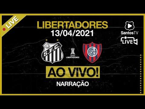 🔴 AO VIVO: SANTOS 2 x 2 SAN LORENZO | CONMEBOL LIBERTADORES (13/04/21)