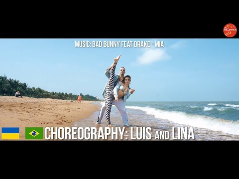 Bad Bunny feat Drake - MIA | Choreography by Luis and Lina