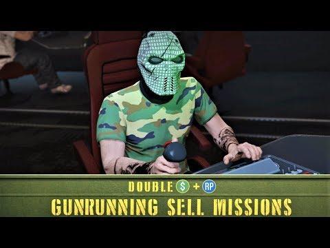 GTA Online Newswire News! Double Gunrunning Money All Week & More! - News & Updates