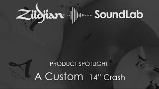 "14"" A Custom Crash - A20525"