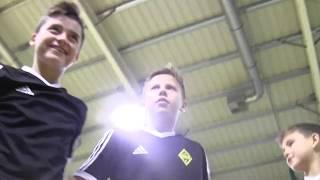 CZ7-FC Yellow Gromadka Winter Cup 2018- Turniej Halowy rocznik 2006-Z Zjednoczeni Żarów