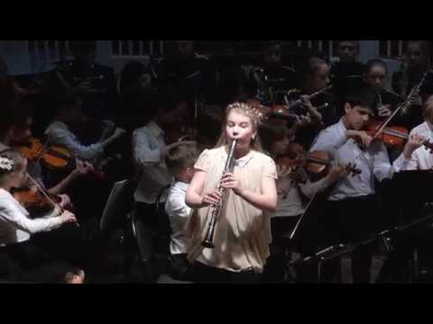 музыкальная школа №1 им. Н. Леонтовича г. Донецка отчётный концерт 11 марта 2019 г.