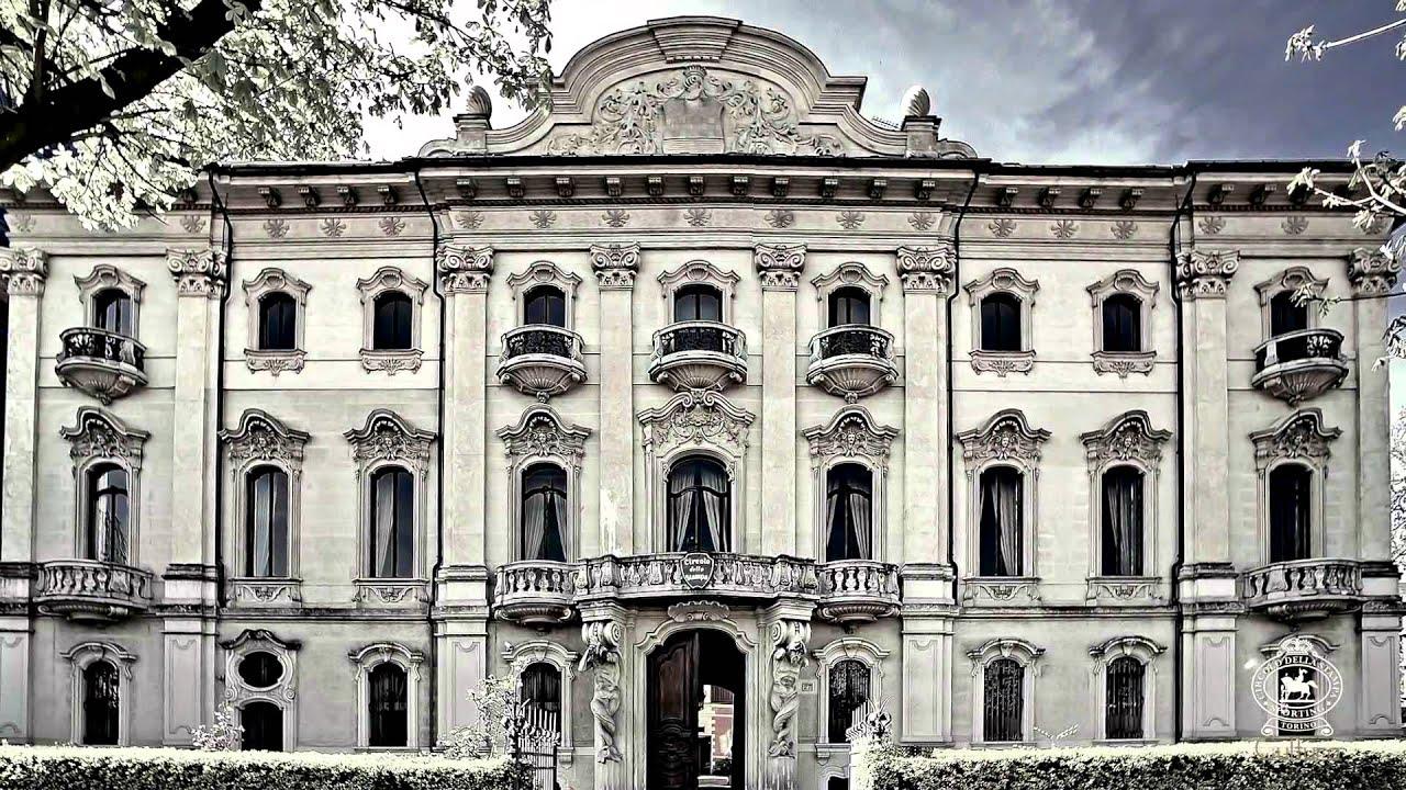 Circolo della stampa sporting palazzo ceriana mayneri for Palazzo villa torino