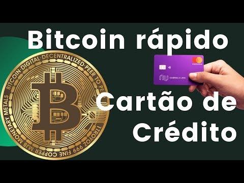 Como Comprar Bitcoin Com Cartão De Crédito Fácil E Rápido