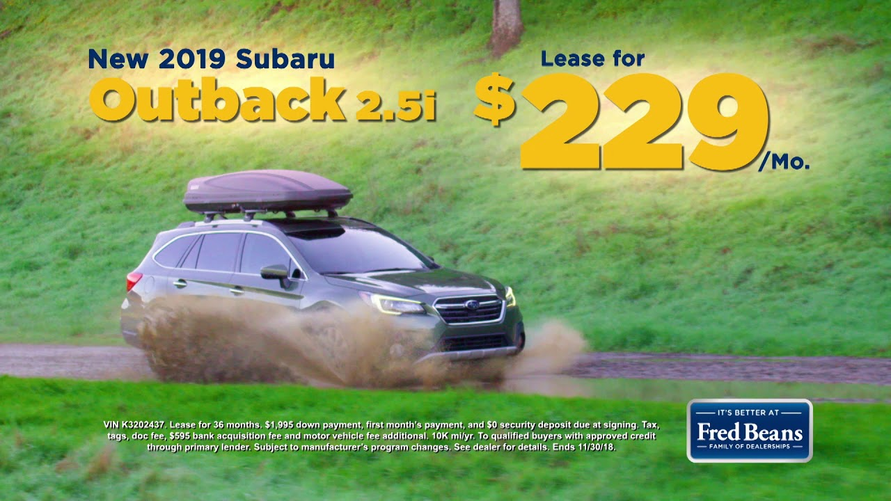 Fred Beans Subaru >> Subaru Share The Love Event Doylestown Pa Fred Beans Subaru Youtube