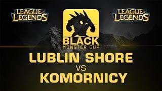 Lublin Shore vs. komornicy - Semifinal - BMC EU Spring Qualifier PL - League of Legends