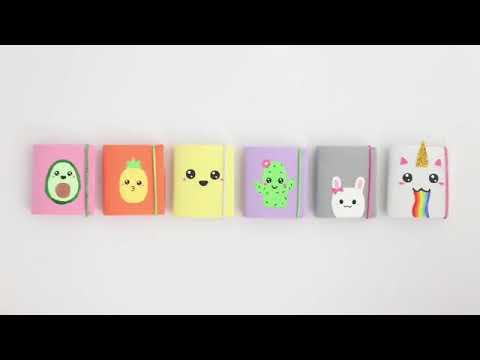 diy nim c 4 diy mini notebooks youtube