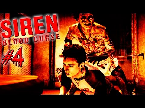 Siren Blood Curse (PS3) ~ GRANDMA NOT THE BUTT! - Episode 4 COMPLETE