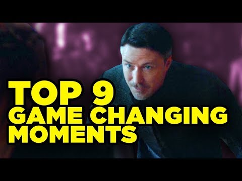 Game of Thrones Season 7 Finale TOP 9 GAME-CHANGING MOMENTS! Episode 7 (7x07) Explained!