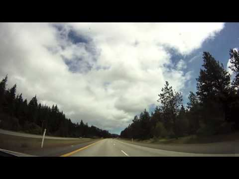 Time-Lapse Drive from Seattle to Yakima 6-18-12