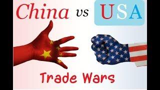 China vs USA - Trade War