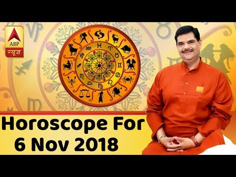 Horoscope For 6 November, 2018 | GuruJi With Pawan Sinha | ABP News