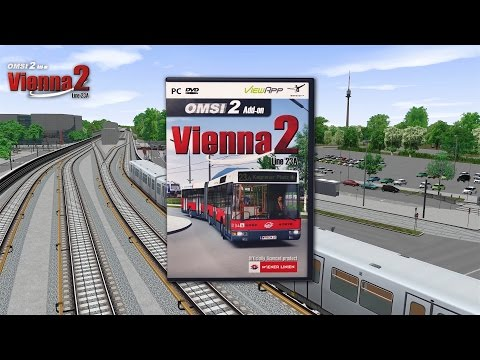 OMSI 2: Vienna 2 Line 23A – Trailer (English) |
