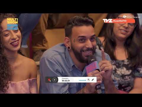 Luan Santana no TVZ especial de  do VIVA  05 23082019